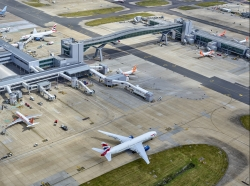 London Gatwick Airport's annual results for year ending 31 December, 2020