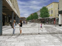 £2.2m Queensway Regeneration Project Moves to Next Stage