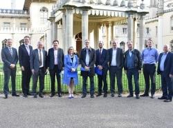 Coast to Capital Board Enjoy Local Growth Fund Tour of Brighton