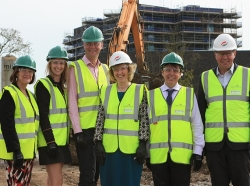 Coast to Capital Leaders Commend Potential of University's Tech Park