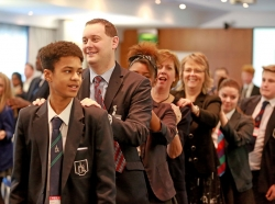 Crawley and Gatwick School Students Learn to Be Heroes