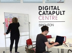Digital Catapult centre in Brighton opens its doors to unlock value from Internet of Place