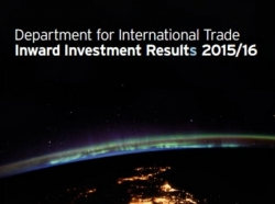 Foreign Direct Investment doubles in a year to contribute £2.4 billion to regional economy