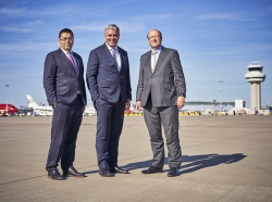 "Gatwick celebrates new ownership with continued investment to ""put passengers at heart"" of exciting new chapter"
