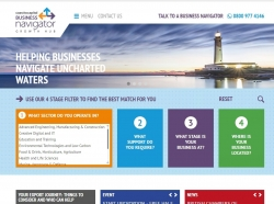 Launch of online business support portal