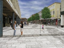 Less than a month to go until Queensway regeneration begins