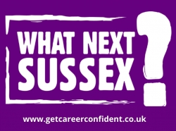 Massive virtual event helps Sussex students decide what to do after GCSEs!