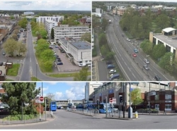 Multi-million pound Crawley Infrastructure Improvement Schemes