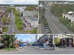 Multi-million pound Crawley Infrastructure Improvement Schemes