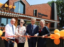 Official opening for Aldingbourne Trust Quarry Building