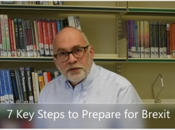 Preparing for Brexit: Our 7 Step Process