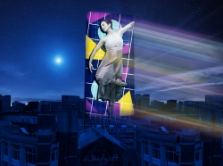 Projecting Croydon in a New Light this Christmas