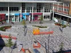 Queens Square Re-Opening Party