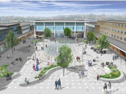 Queens Square work to starts soon.