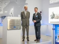 Ricardo Centenary Innovation Centre formally opened by HRH The Duke of Kent