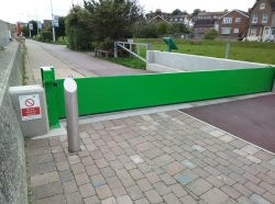 Significant Milestone Reached on Newhaven Flood Defence Project