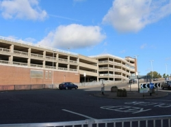 Teville Gate Car Park Bulldozing goes on After Asbestos Checks