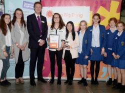 Top science award sponsored by Coast to Capital